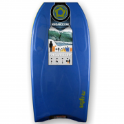 BOARDCORE Bodyboard Raven 44 Blau