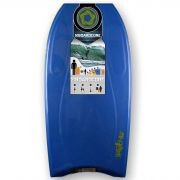 BOARDCORE Bodyboard Raven 38 Blau