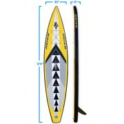 Naish One 12.6 AirSeries iSUP