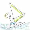 Windsurfmaterial für Jugendliche und Kinder