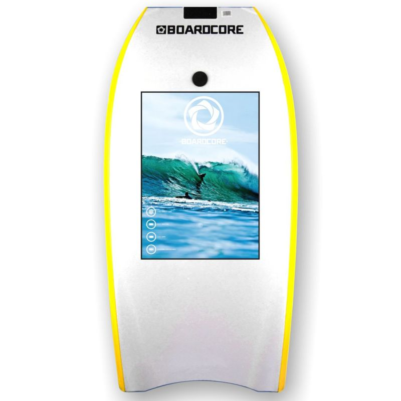 BOARDCORE Bodyboard Raven 40 Blau