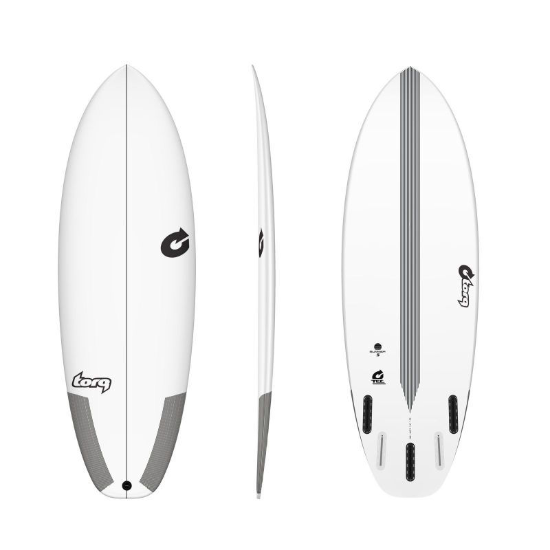 Surfboard TORQ Epoxy TEC Summer 5  5.2