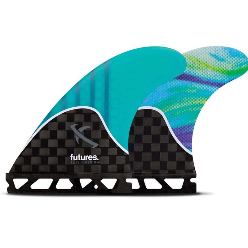 FUTURES Thruster Fin Set Lost GEN Series