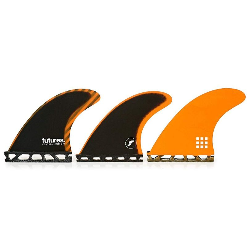 FUTURES Thruster Fin Set F4 Control