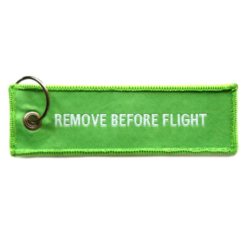 North Kiteboarding Keyring -  remove before flight - Schlüsselanhänger