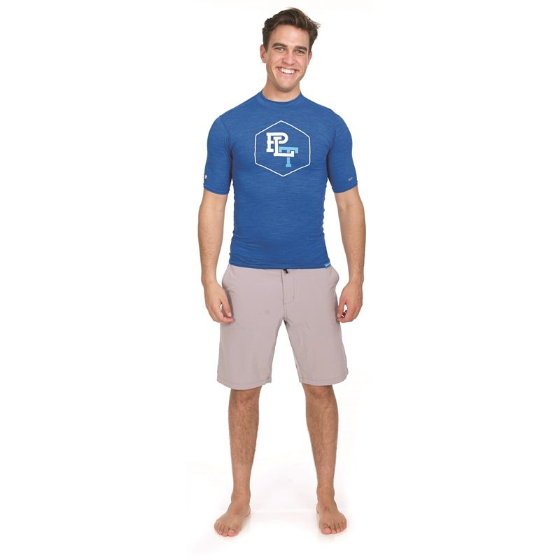 Prolimit Rashguard Male Blue