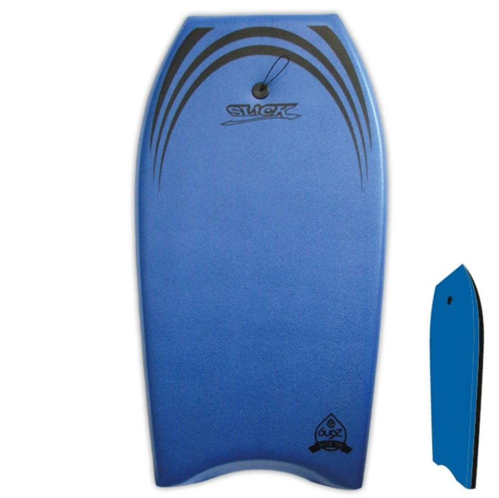 BUGZ Bodyboard Slick Gr. L 106 Blau