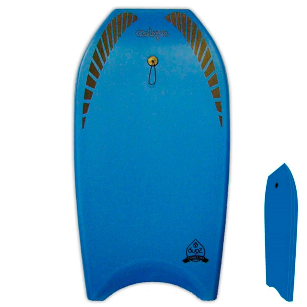 BUGZ Bodyboard COBRA Gr. L 105 Blau