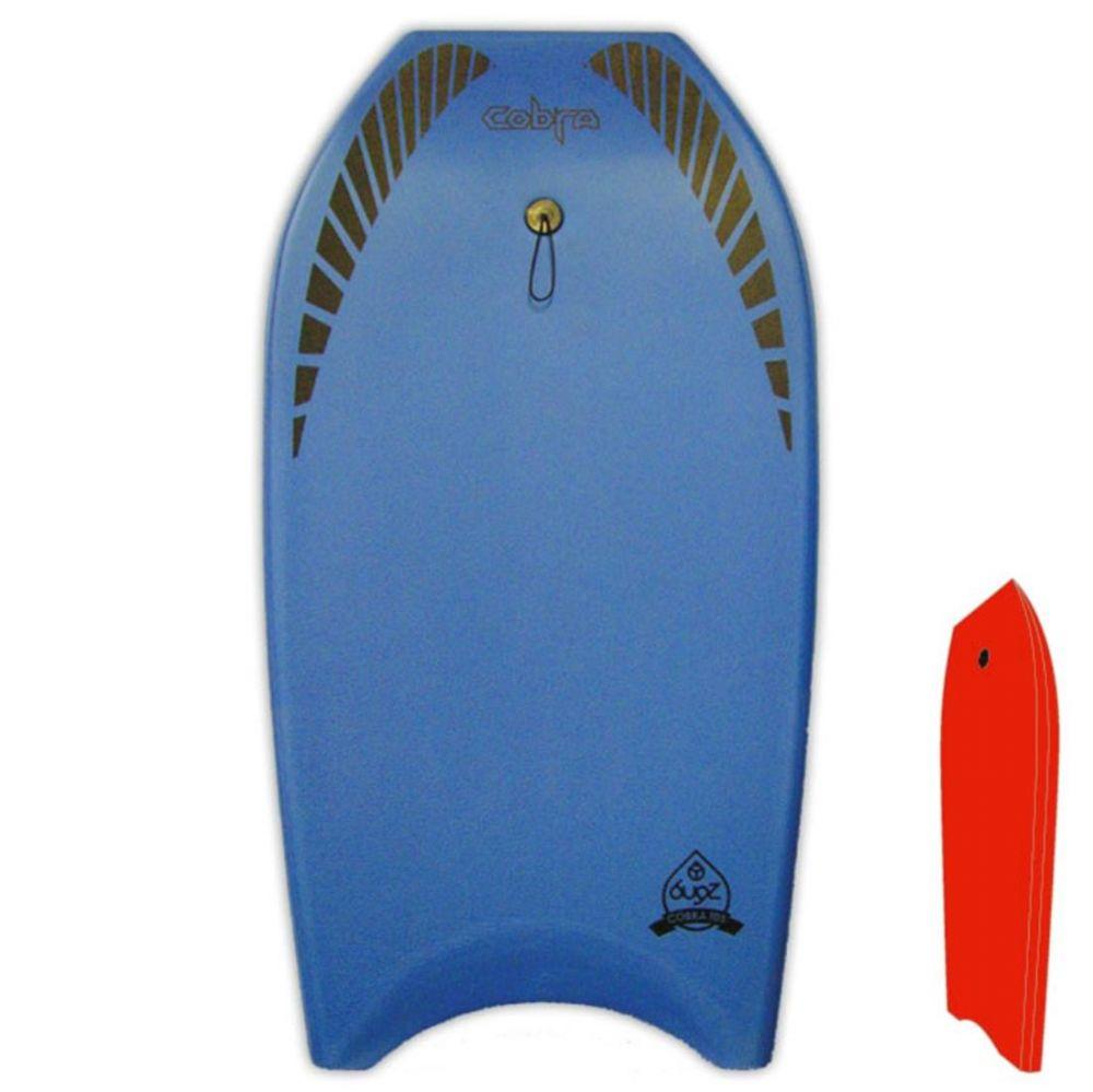 BUGZ Bodyboard COBRA Gr. L 105 Rot