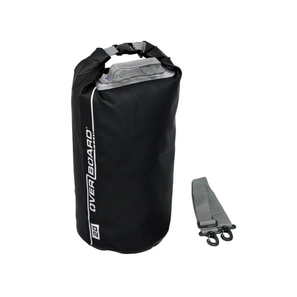 Overboard Dry Tube Bag 20 Liter black
