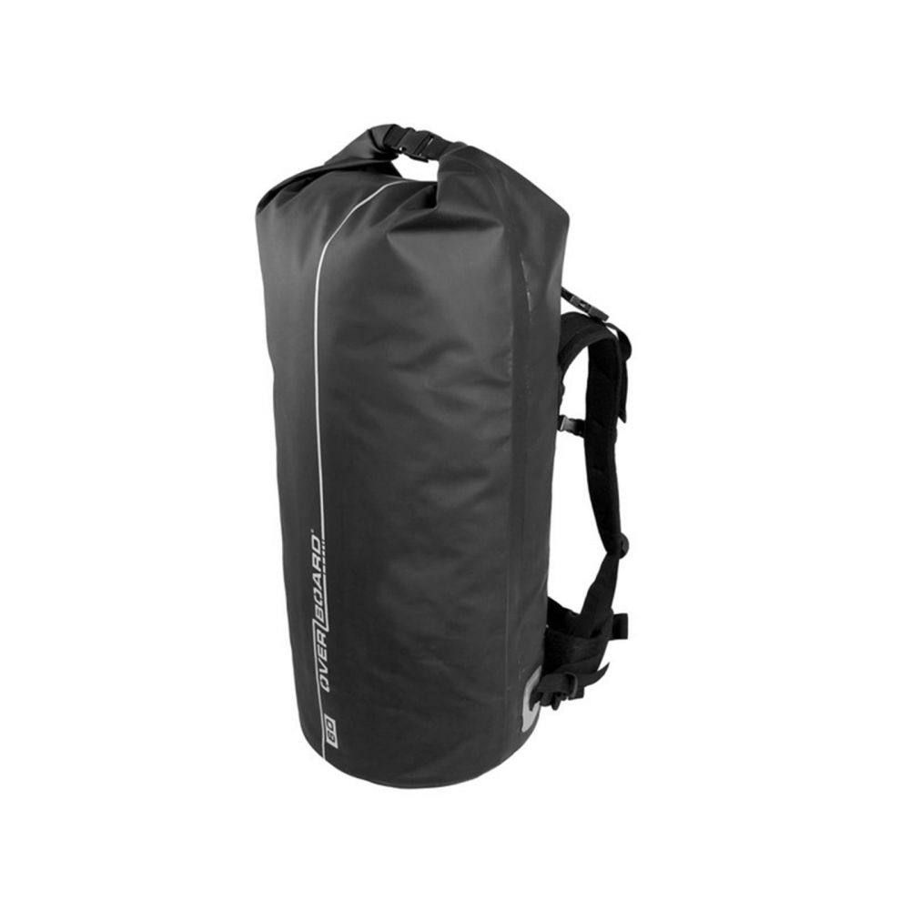 Overboard Dry Tube Backpack 60 Liter black