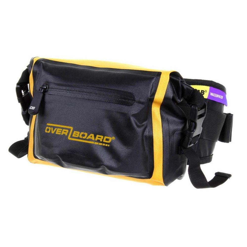 Overboard Waterproof Waist Pack LIGHT 2 L yellow