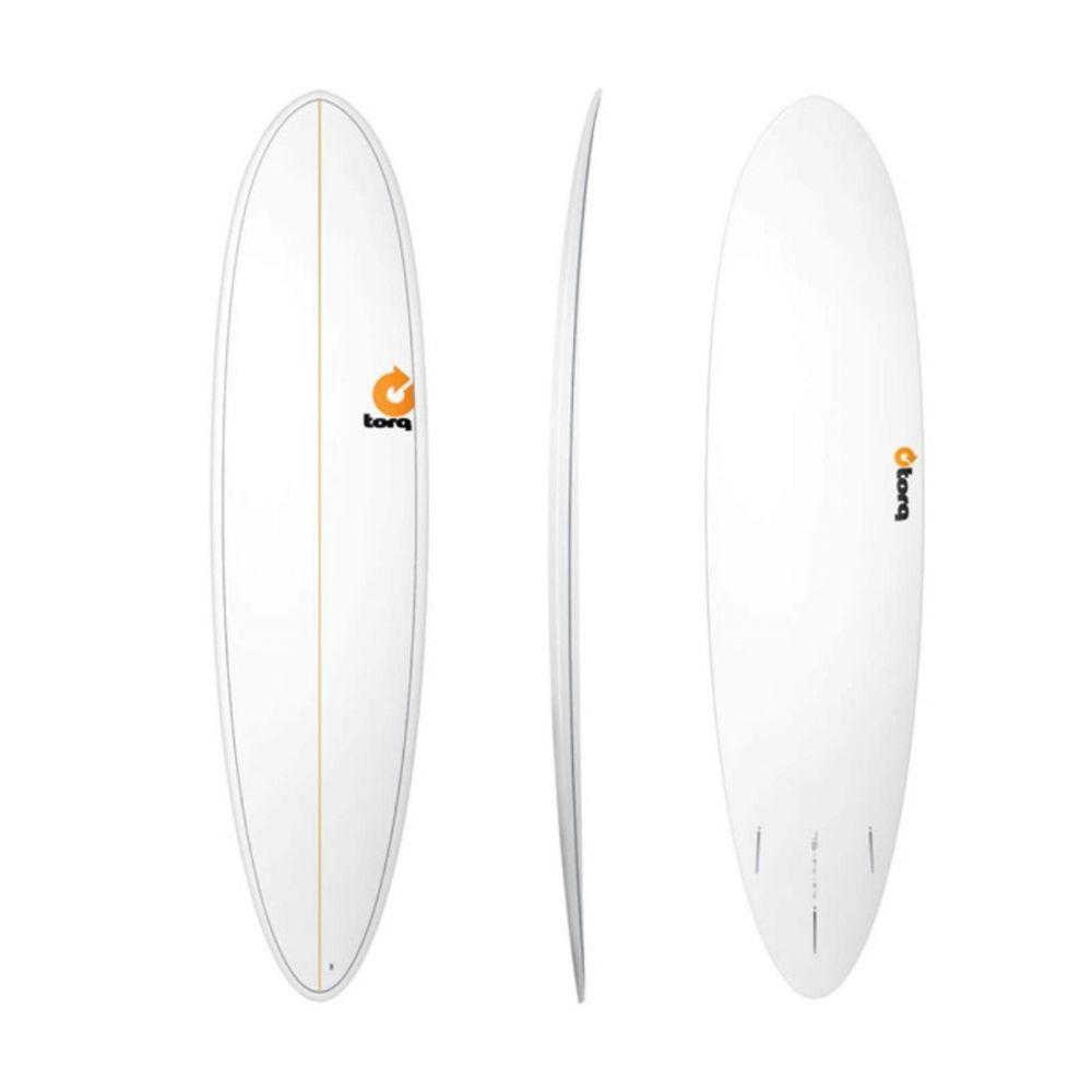 Surfboard TORQ Epoxy TET 7.6 Funboard  Pinlines