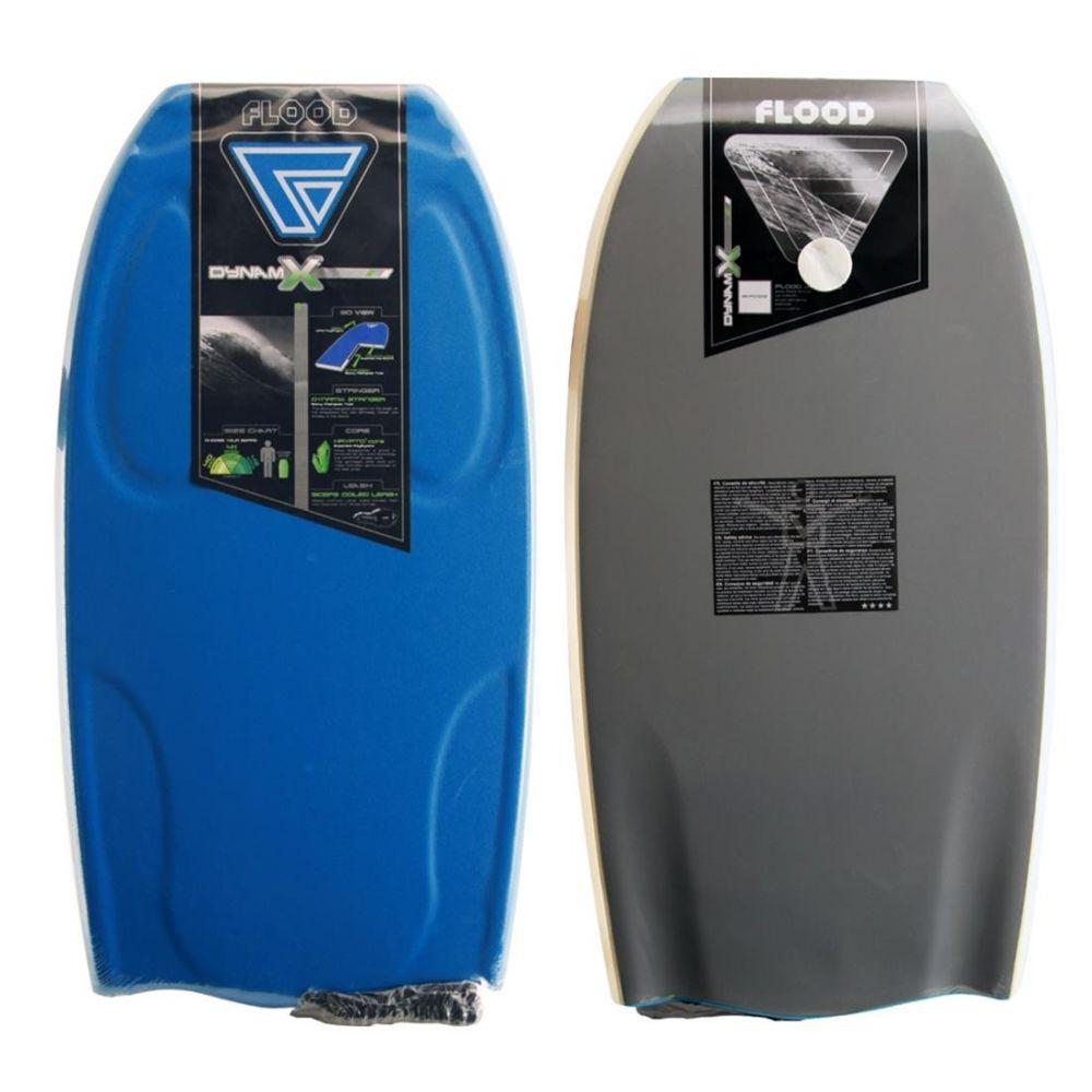 FLOOD Bodyboard Dynamx Stringer 42 Blau-Grau