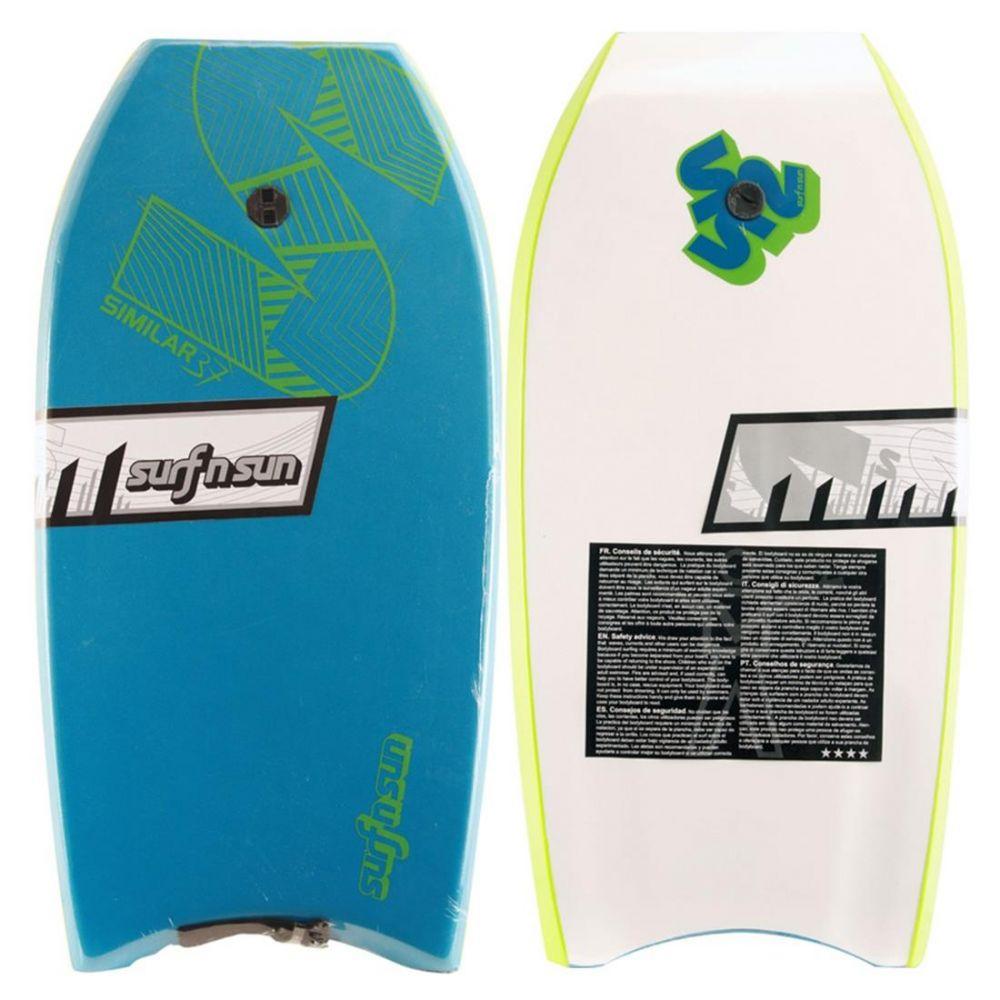 SurfnSun Bodyboard Similar 37 Blau