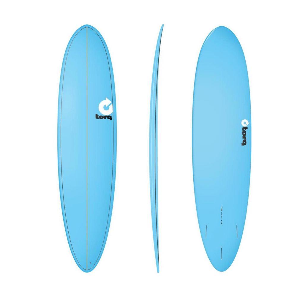 Surfboard TORQ Epoxy TET 7.6 Funboard  Blue
