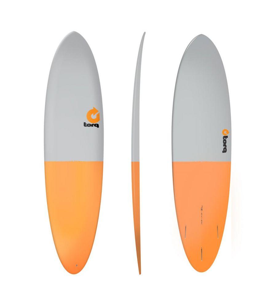 Surfboard TORQ Epoxy TET 7.2 Funboard  FiftyFifty