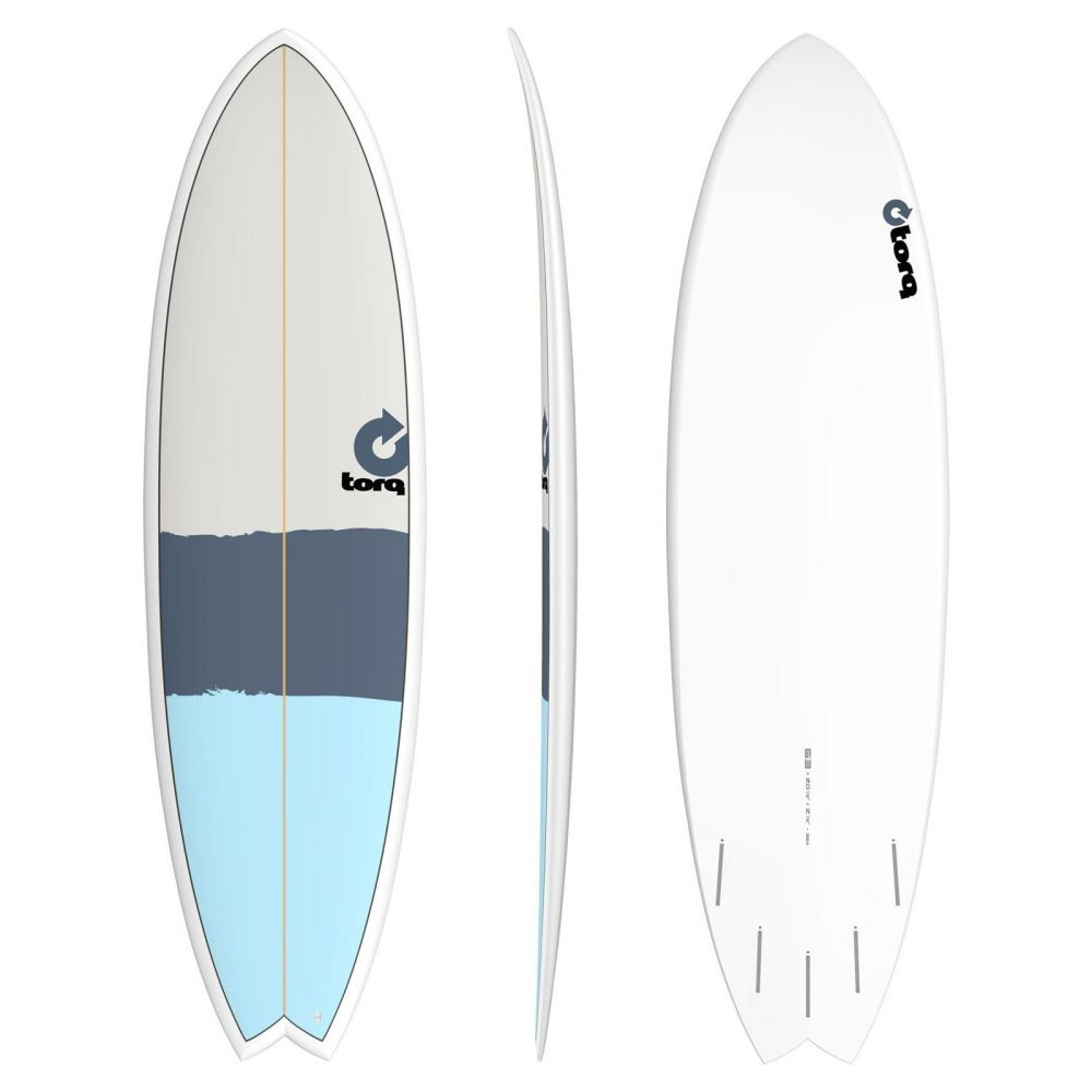 Surfboard TORQ Epoxy TET 6.3 Fish new classic