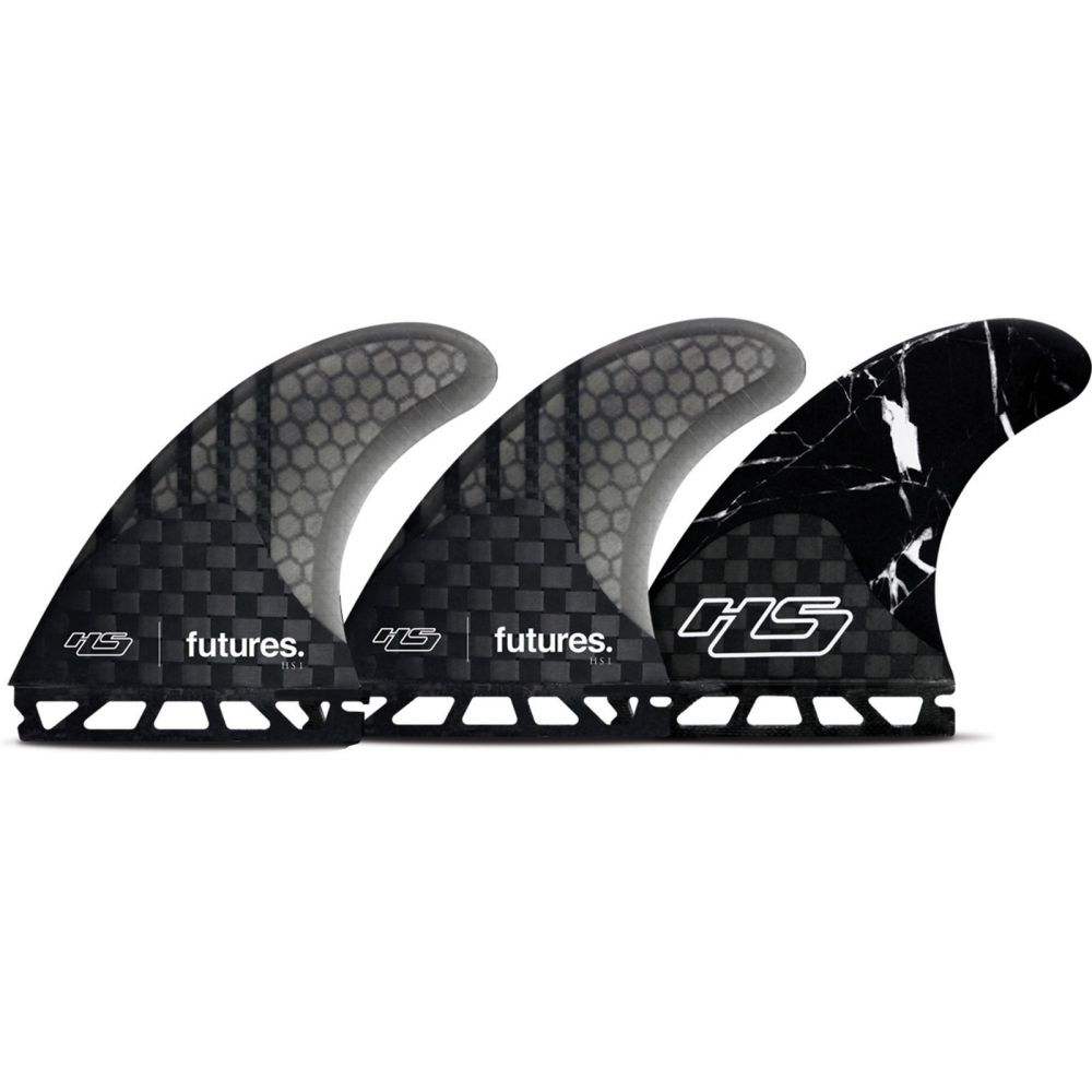 FUTURES Thruster Fin Set HS1 Hayden Cox Generation