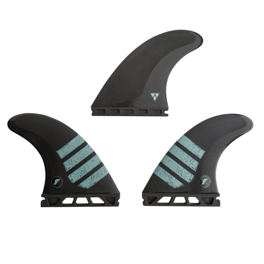FUTURES Thruster Fin Set F8 Alpha