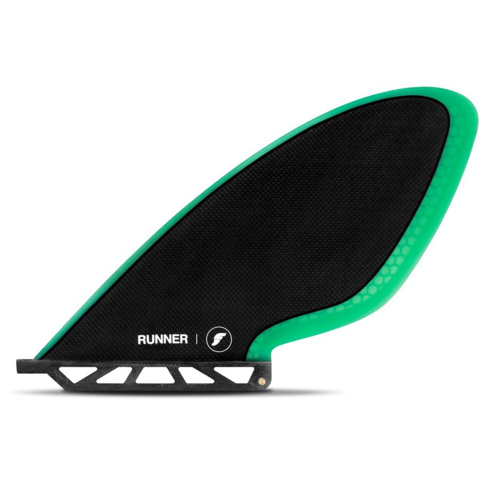 FUTURES Single Fin SUP Runner Carbon US