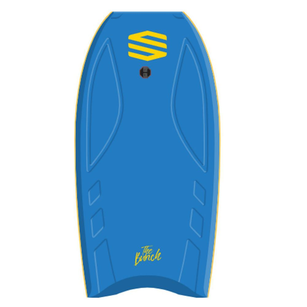 SNIPER Bodyboard BunchII EPS Stringer 39 Blau