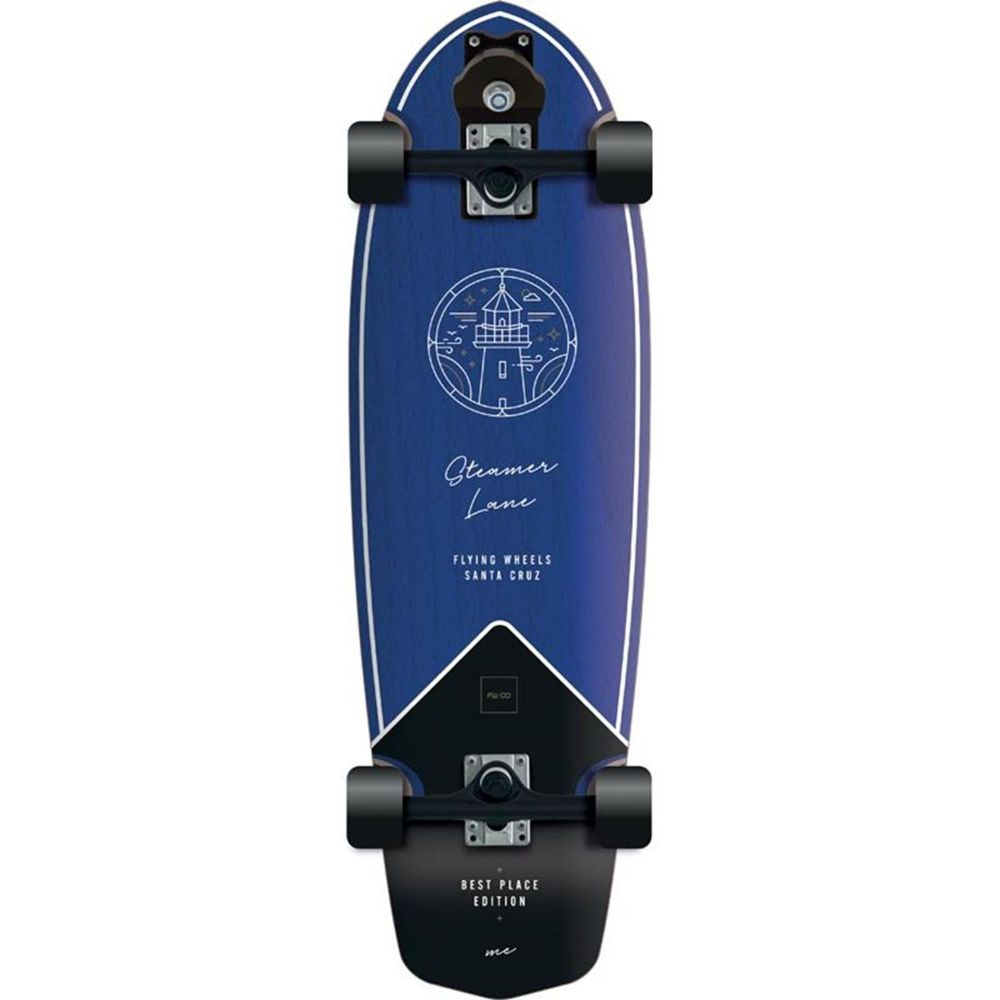 FLYING WHEELS Surf Skateboard 31,5 Lane