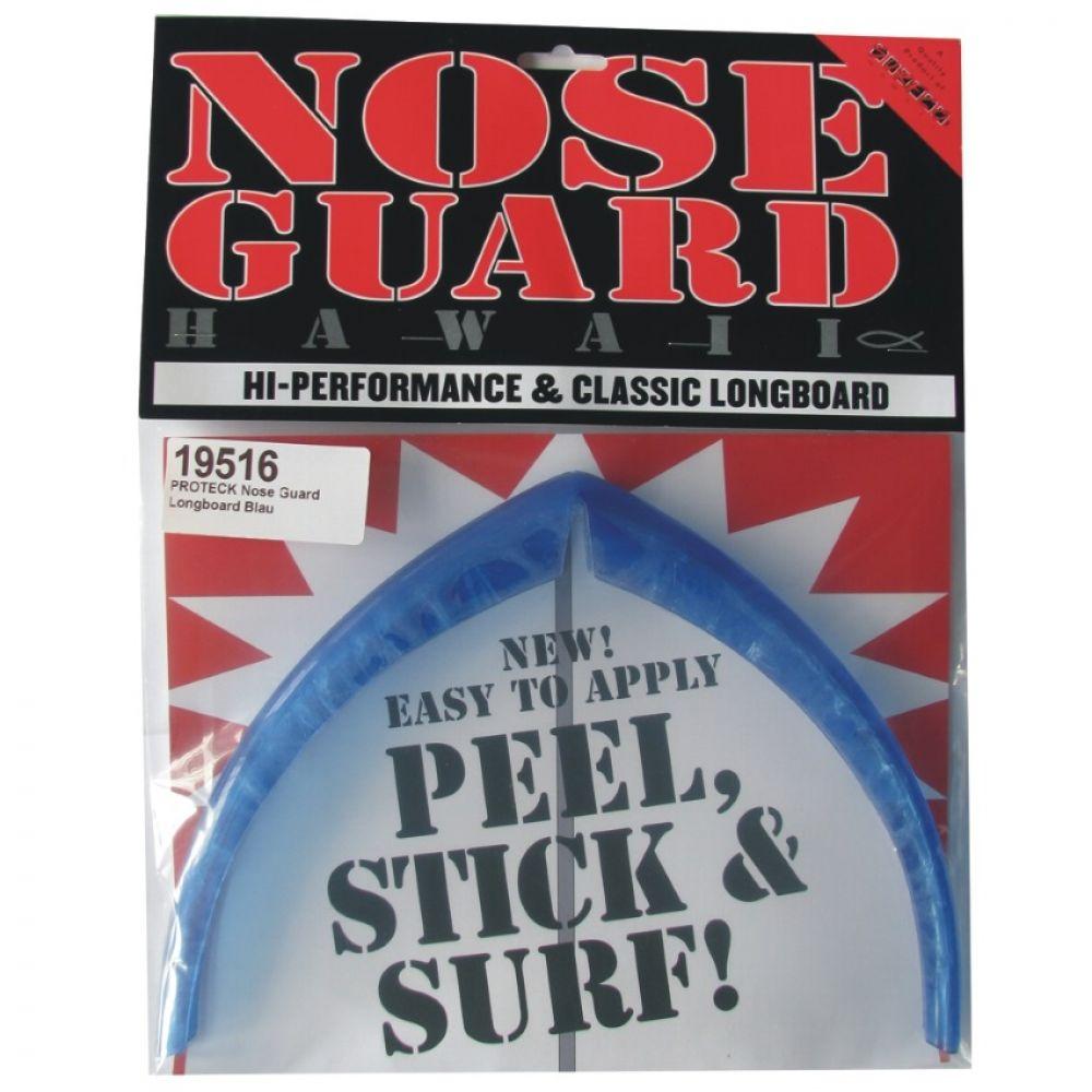 PROTECK Nose Guard Longboard Blau