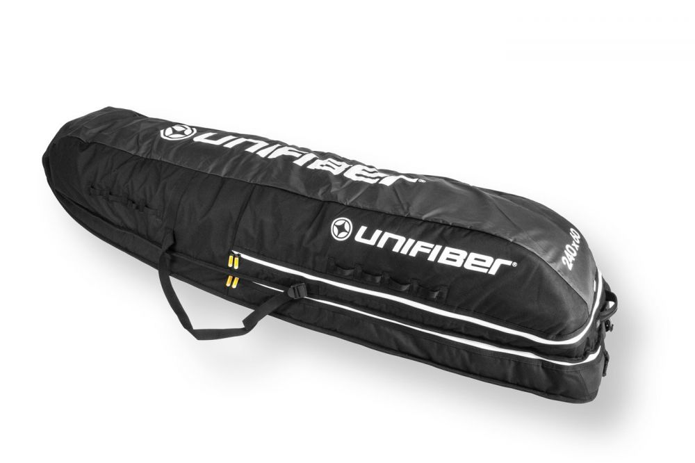 Unifiber Blackline Roofrack Board Quiver Bag