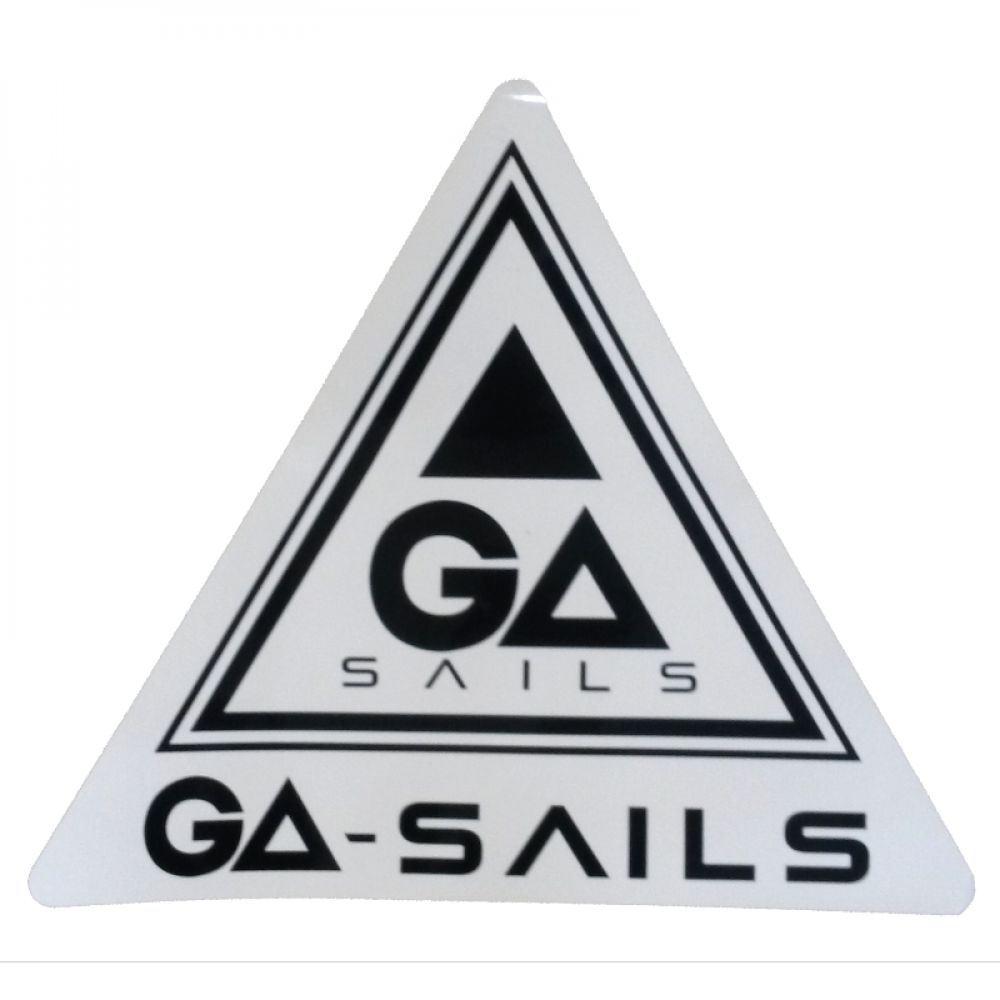 Gaastra GA Sails Logo Sticker - Surfaufkleber