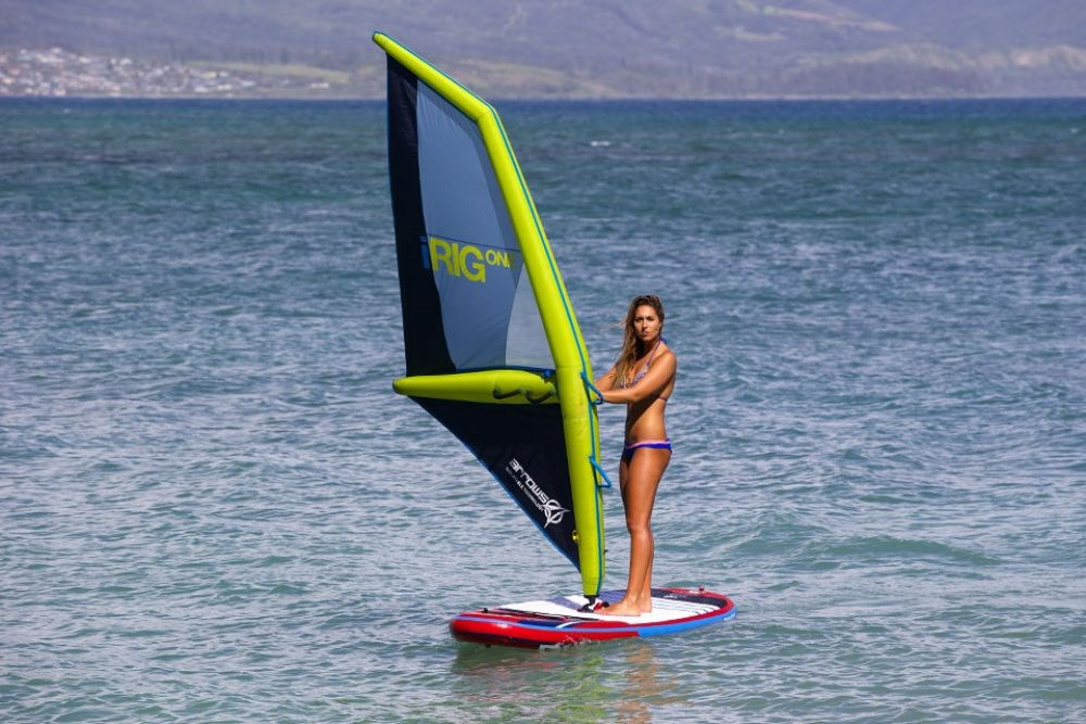 Arrows iRIG One inflatable Windsurf-Rig