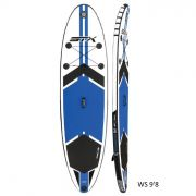 STX inflatable WindSUP Board